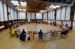 Povolební vyjednávání v Karlovarském kraji