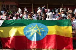 Etiopští civilisté, ilustrační foto