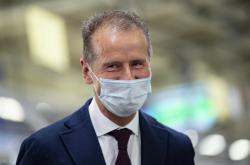 Šéf koncernu Volkswagen Herbert Diess