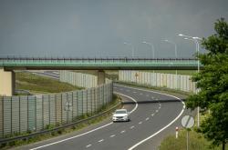 Hraniční přechod mezi Českou republikou a Polskem v Hrádku nad Nisou na Liberecku