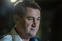 Liberecký hejtman Martin Půta
