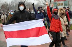 V Bělorusku pokračují protesty