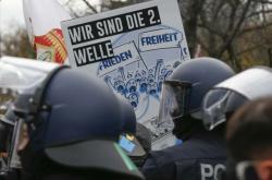Demonstrace proti protikoronavirovým opatřením
