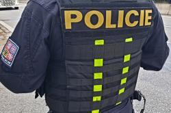 Ilustrační foto: Policista