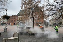 Desinfekce veřejných prostor