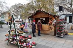 Na Moravě začínají vánoční trhy