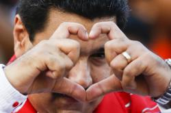Autoritářský prezident Venezuely Nicolás Maduro