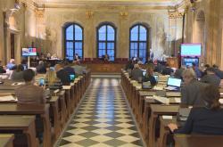 Jednání zastupitelstva města Brno