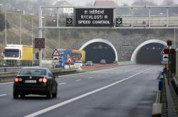 Klimkovický tunel na D1
