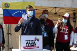 Opoziční referendum ve Venezuele