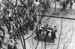 Protesty v polské Gdyni (17. 12. 1970)