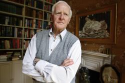 Spisovatel John Le Carré