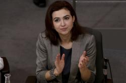 Rakouská ministryně spravedlnosti Alma Zadicová