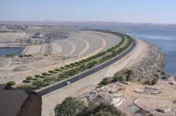 Vysoká asuánská přehrada