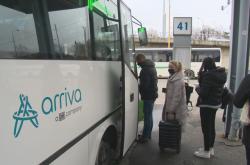 Cestující ve Zlíně
