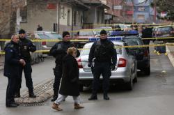 Kosovská policie (ilustrační foto)