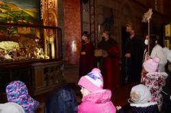 Arcidiecézní charita Olomouc zahájila 22. ročník Tříkrálové sbírky