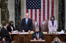 Kongres potvrzuje výsledek prezidentských voleb