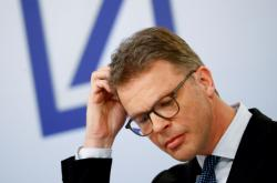Christian Sewing, CEO Deutsche Bank