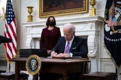 Joe Biden a Kamala Harrisová