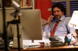 Trudeau poprvé hovoří s prezidentem Bidenem