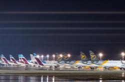 Letiště v Düsseldorfu