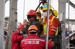 Záchranáři pomohli dalšímu horníkovi
