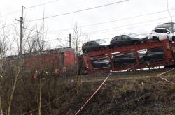 Srážka vlaků na Zlínsku