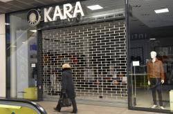 Prodejna firmy Kara