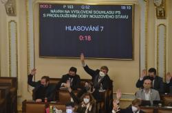 Hlasování ve sněmovně
