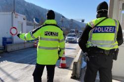 Německá policie staví auta na hranici s Tyrolskem