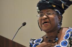 Ngozi Okonjová-Iwealová