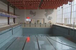 Starý bazén v Krnově