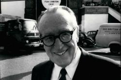 Filmový herec, komik a producent Harold Lloyd