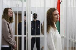 Kacjaryna Andrejevová a Darja Čulcovová