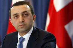 Nový gruzínský premiér Irakli Garibašvili