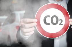 Emise oxidu uhličitého, ilustrační foto