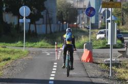 Cyklostezka mezi Novým Jičínem a Hostašovicemi