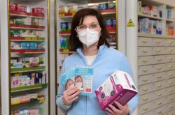 Lékárny hlásí mimořádný zájem o respirátory a roušky