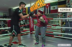 Boxem proti Parkinsonově chorobě. Osminásobná babička se rozhodla bojovat s nemocí