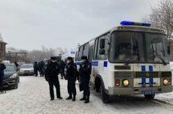 Ruská policie zatkla účastníky setkání opozice
