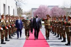 Lloyd Austin byl přivítán v Kábulu