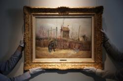 Prodaný obraz nizozemského malíře Vincenta van Gogha