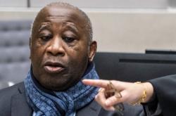 Exprezident Pobřeží slonoviny Laurent Gbagbo
