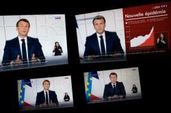 Emmanuel Macron vyhlásíl zpřísněná opatření