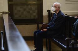 Expremiér Vladimír Špidla vypovídal u soudu v kauze Mostecké uhelné společnosti