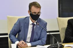 Hejtman Zlínského kraje Radim Holiš (ANO)
