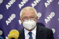 Předseda poslaneckého klubu ANO Jaroslav Faltýnek