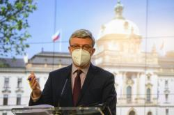 Ministr dopravy a obchodu a průmyslu Karel Havlíček (za ANO)