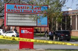 Vyšetřování střelby v areálu střední školy v Knoxville
